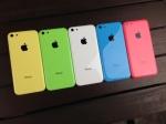 Colorazioni iPhone 5C